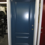 Custom Color Steel Door