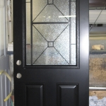 Smooth Fiberglass Door