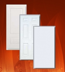 20 mins Fire rated Fiberglass Door